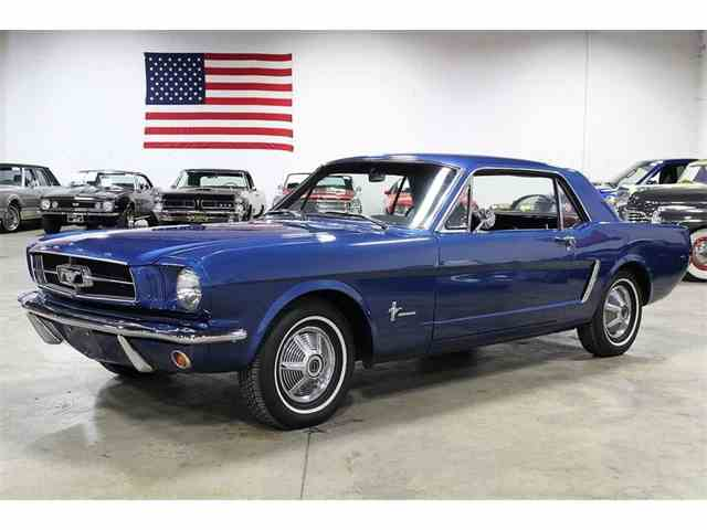 1965 Ford Mustang | 1007496