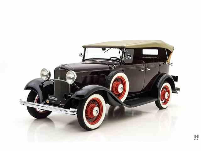 1932 Ford V8 | 1007500