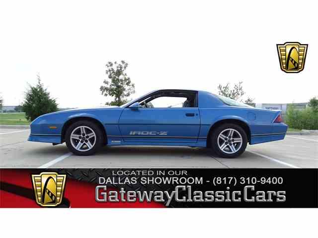 1985 Chevrolet Camaro | 1007510