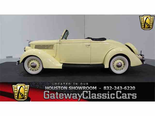 1936 Ford Cabriolet | 1007527
