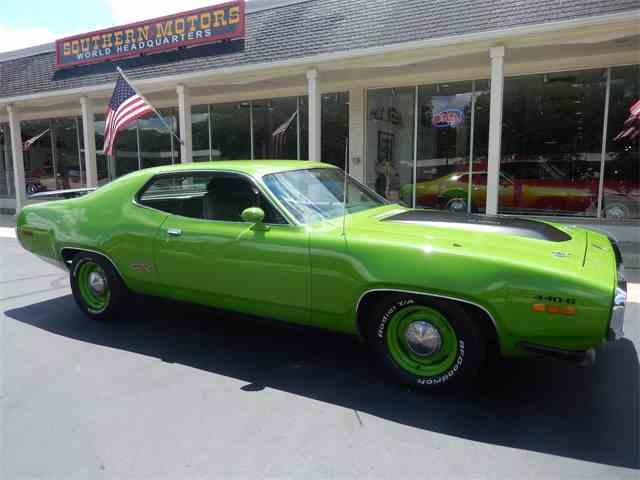1971 Plymouth GTX | 1000753
