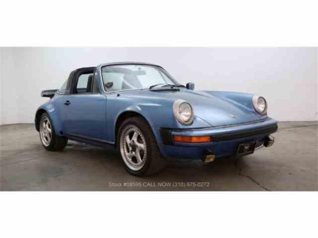 1977 Porsche 911S | 1007530