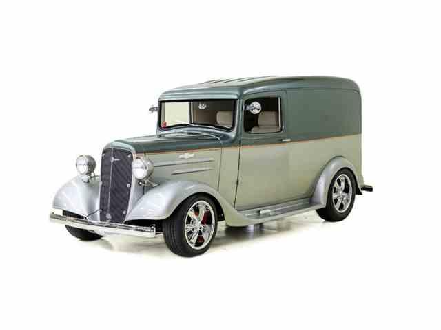 1936 Chevrolet Sedan Delivery | 1007532