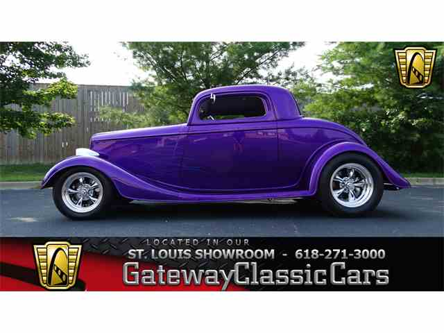 1933 Ford Coupe | 1007534