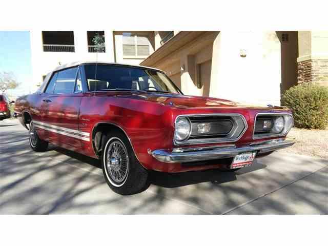 1968 Plymouth Barracuda | 1007545