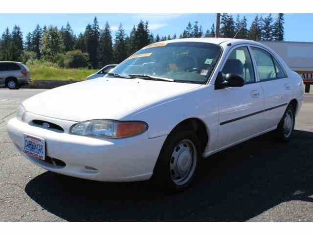 Picture of '97 Ford Escort - $3,995.00 Offered by Carson Cars - LLFT