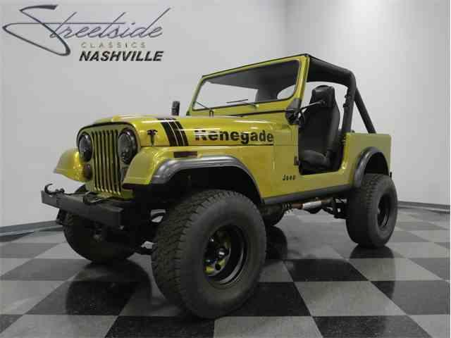 1984 Jeep CJ7 | 1000757