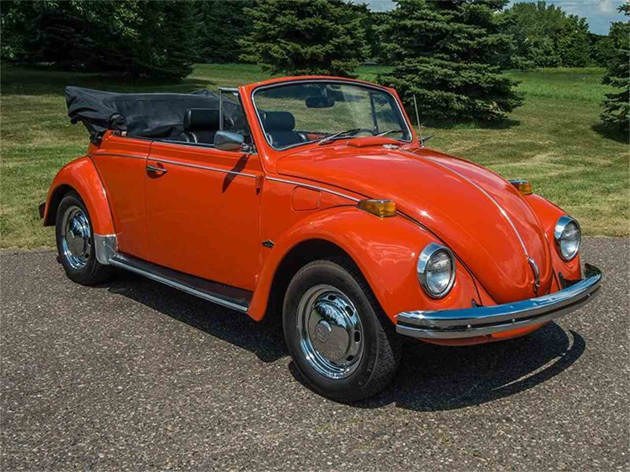 1970 volkswagen beetle for sale cc 1007581. Black Bedroom Furniture Sets. Home Design Ideas