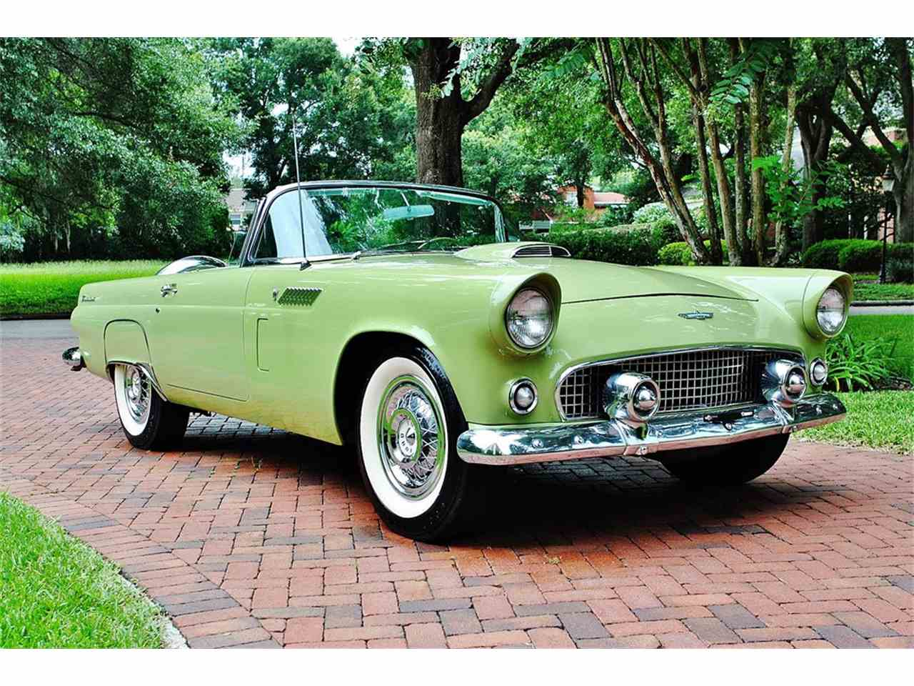 Town And Country Auction >> 1956 Ford Thunderbird for Sale | ClassicCars.com | CC-1007584
