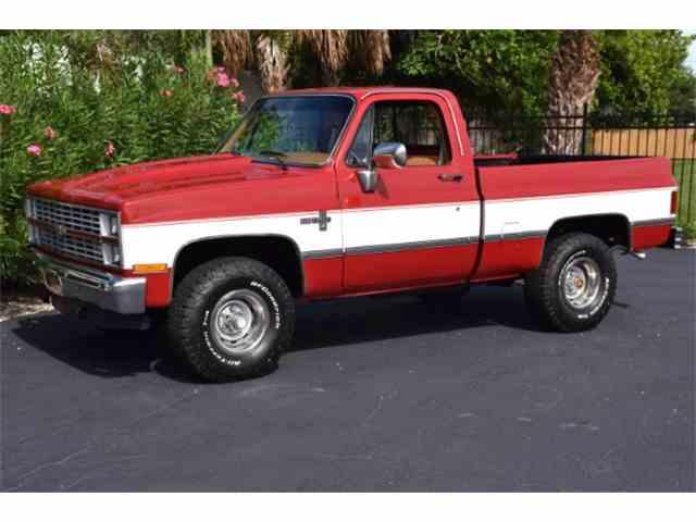 1984 Chevrolet C/K 10 | 1007585