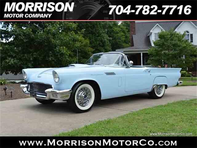 1957 Ford Thunderbird | 1007593