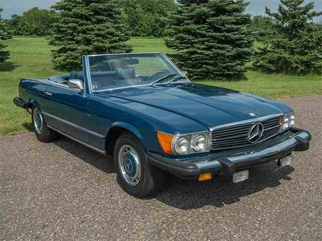 1975 mercedes benz 450sl for sale on for 1975 mercedes benz 450sl convertible