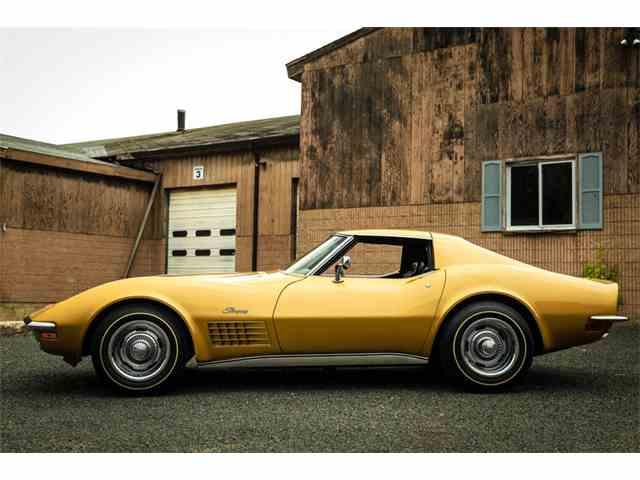 1971 Chevrolet Corvette ZR-2   1007595
