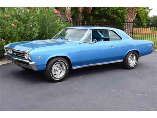 1967 Chevrolet Chevelle | 1007597