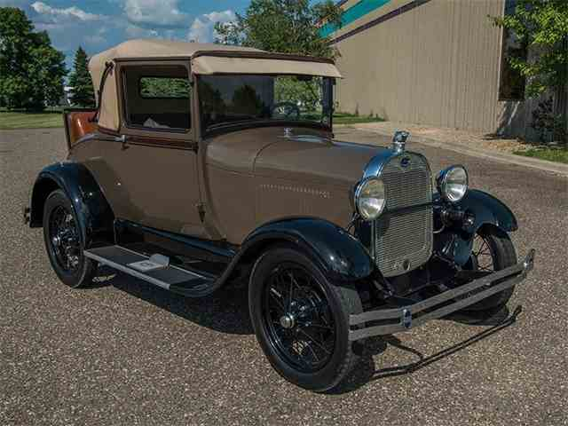 1929 Ford Model A | 1007598
