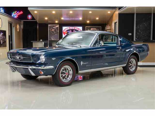 1965 Ford Mustang   1007599