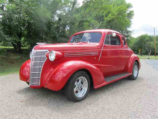 1938 Chevrolet Coupe | 1000076