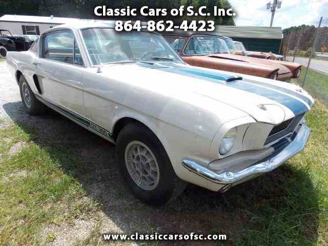 1966 Ford Mustang GT | 1000761