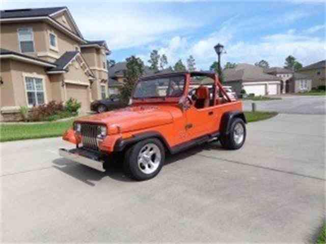 1989 Jeep Wrangler   1007613