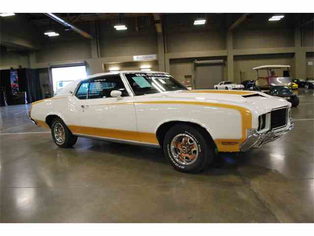 1972 Oldsmobile Hurst   1007619