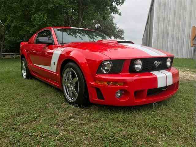 2005 Ford Mustang Jack Roush | 1007622
