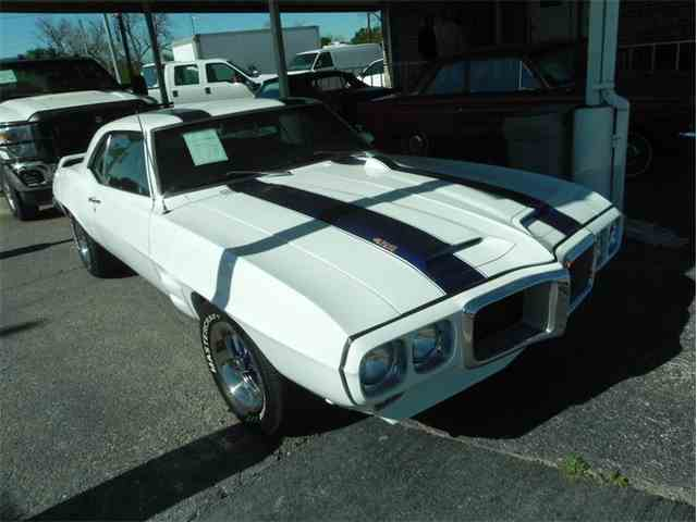 1969 Pontiac Firebird Trans Am | 1007627