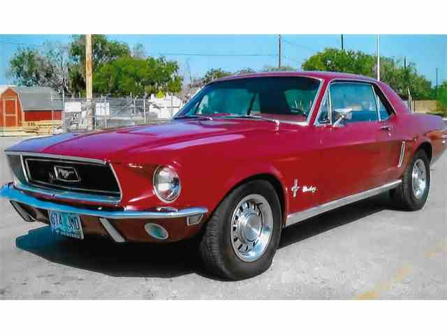 1968 Ford Mustang | 1007628