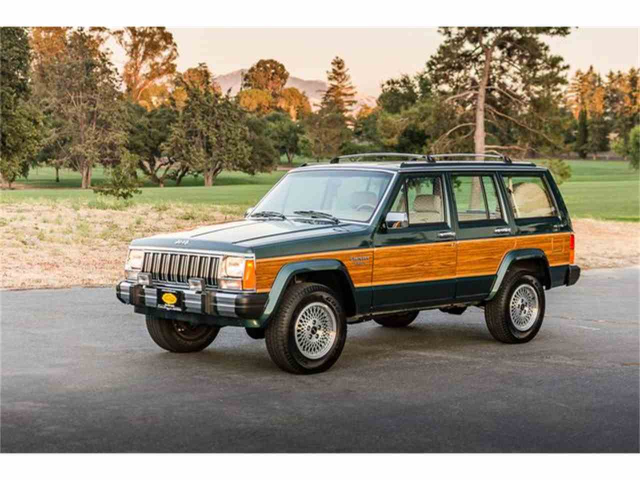 1992 jeep cherokee for  | classiccars | cc-1007638