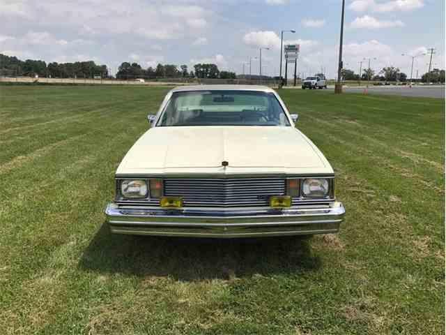 1981 Chevrolet El Camino | 1007641