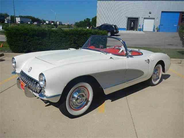 1957 Chevrolet Corvette | 1007646