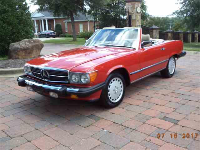 1987 Mercedes-Benz 560SL | 1007656