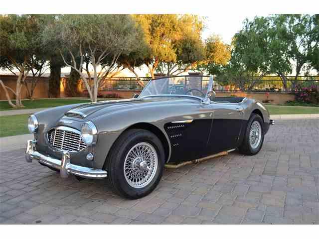 1958 Austin-Healey 100-4 | 1007659