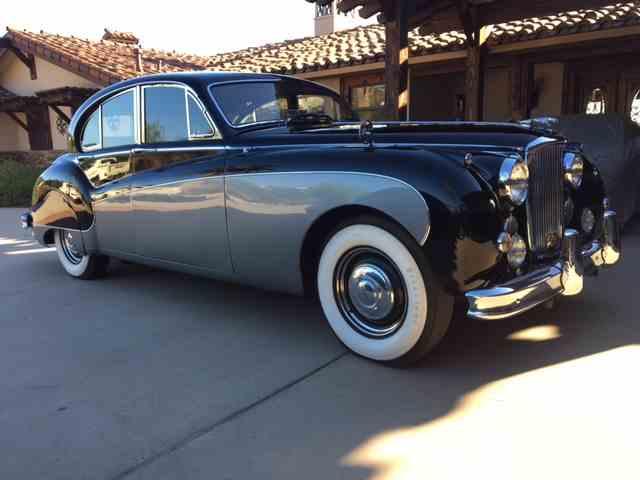1959 Jaguar Mark IX | 1007664
