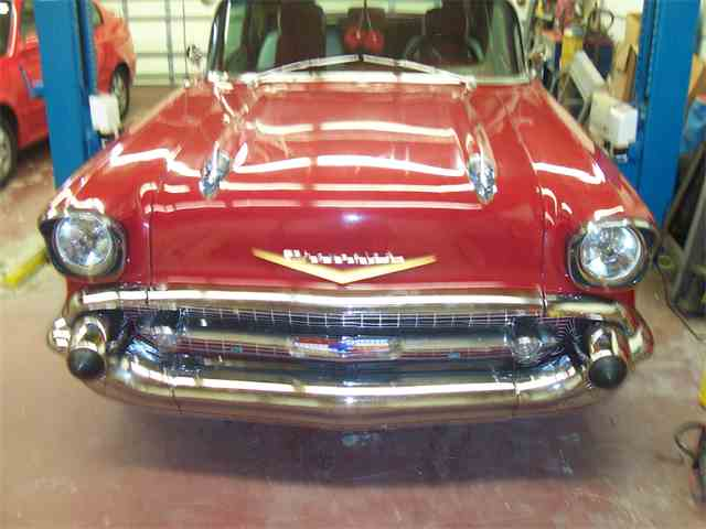 1957 Chevrolet Sedan Delivery | 1000767