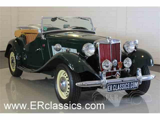 1953 MG TD | 1007674