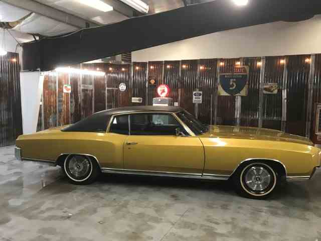 1971 Chevrolet Monte Carlo | 1007680