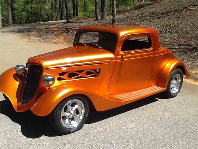 1934 Ford 3-Window Coupe | 1007682