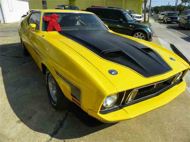 1973 Ford Mustang | 1007684