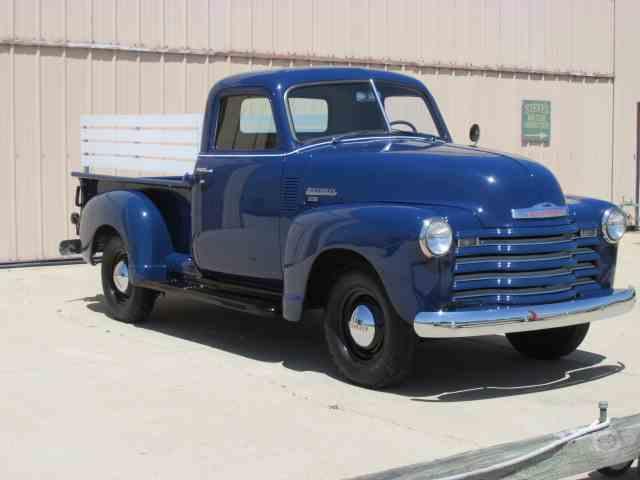 1950 Chevrolet 3100 | 1007700