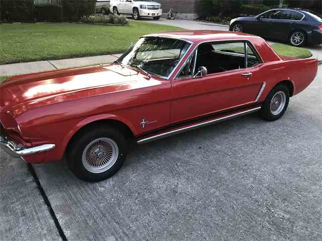 1965 Ford Mustang | 1007709