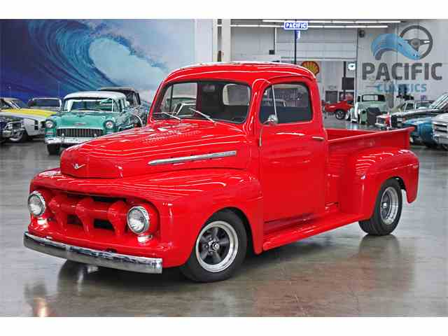 1952 Ford F1 | 1007732