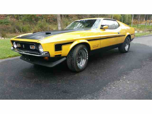 1971 Ford Mustang | 1007733