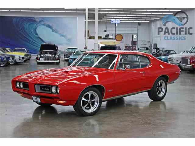 1968 Pontiac GTO | 1007744