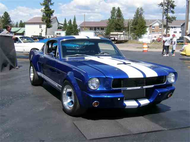 1966 Ford Mustang | 1007755
