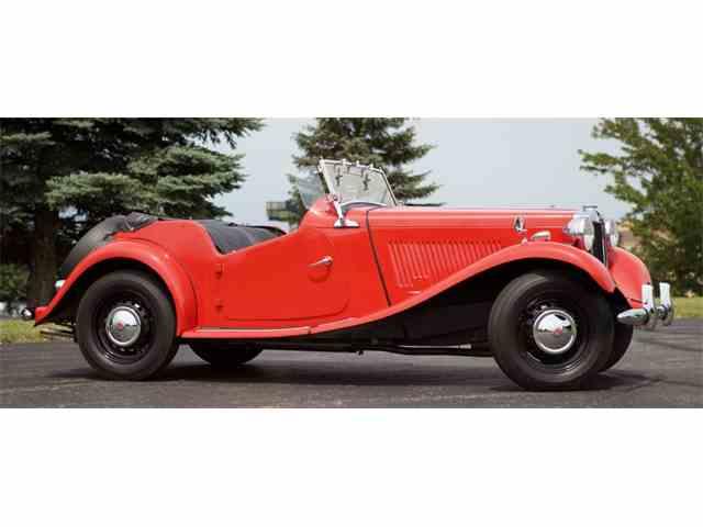 1953 MG TD | 1007761