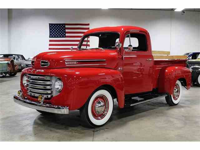 1950 Ford F1 | 1007784
