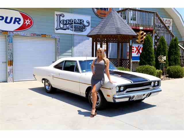 1970 Plymouth Road Runner   1007787
