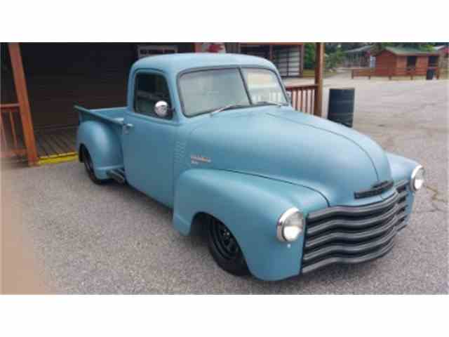 1950 Chevrolet 3100 | 1007792