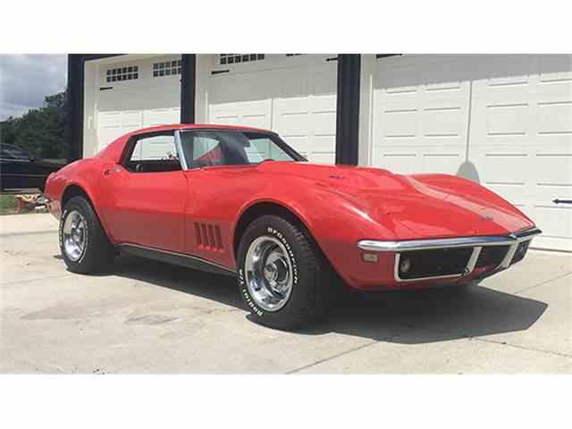 1968 Chevrolet Corvette Stingray | 1007804