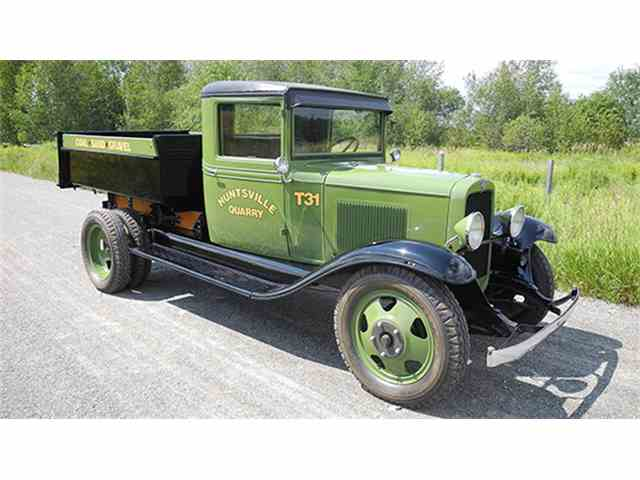 1931 Chevrolet 1½-Ton Dump Truck | 1007817
